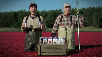 Ocean Spray Sparkling Juice TV Spot