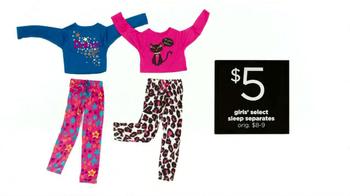 JCPenney Black Friday TV Spot, 'Pajamas' - Thumbnail 3