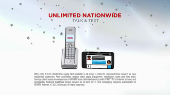 XFINITY Voice TV Spot, 'Good Gifts Gone Bad: New Phone' - Thumbnail 6