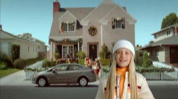Honda Holiday Sales Event TV Spot, 'Dear Honda: Sister'