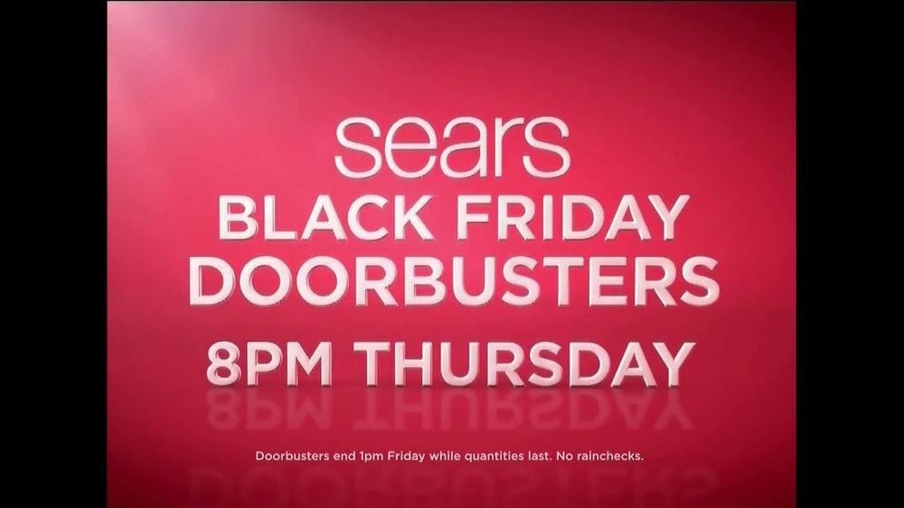 Sears Black Friday Tv Commercial Honking Turkey