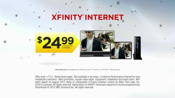 XFINITY Internet TV Spot, 'Good Gifts Gone Bad: New Computer' - Thumbnail 8