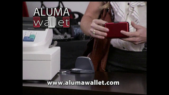 Aluma Wallet TV Spot, 'Indestructible' - Thumbnail 9