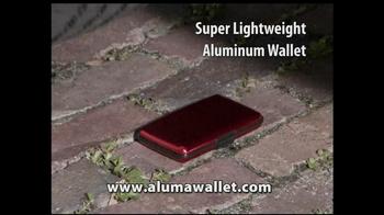 Aluma Wallet TV Spot, 'Indestructible' - Thumbnail 1