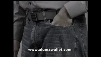Aluma Wallet TV Spot, 'Indestructible' - Thumbnail 6