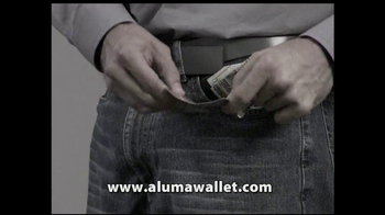 Aluma Wallet TV Spot, 'Indestructible' - Thumbnail 7