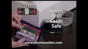 Aluma Wallet TV Spot, 'Indestructible' - Thumbnail 8