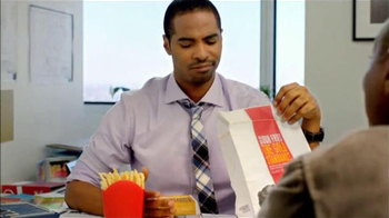 McDonald's Hot 'n Spicy McChicken TV Spot, 'Promotion' - Thumbnail 8