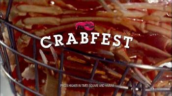 Red Lobster Crabfest TV Spot, 'Alaska Crabbing' - Thumbnail 4
