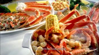 Red Lobster Crabfest TV Spot, 'Alaska Crabbing' - Thumbnail 5