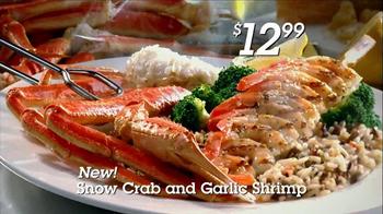 Red Lobster Crabfest TV Spot, 'Alaska Crabbing' - Thumbnail 6