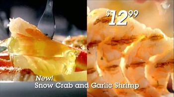Red Lobster Crabfest TV Spot, 'Alaska Crabbing' - Thumbnail 7