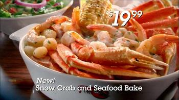 Red Lobster Crabfest TV Spot, 'Alaska Crabbing' - Thumbnail 8