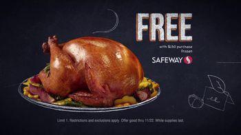 Safeway TV Spot, 'Free Turkey' - Thumbnail 5