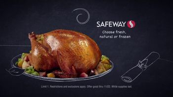 Safeway TV Spot, 'Free Turkey' - Thumbnail 6