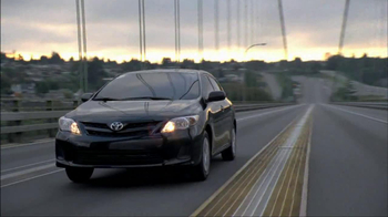 2013 Toyota Corolla TV Spot, 'People Who Know Cars' - Thumbnail 3
