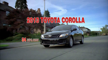 2013 Toyota Corolla TV Spot, 'People Who Know Cars' - Thumbnail 4