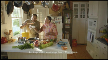 Medicare Open Enrollment TV Spot, \'Kitchen\'