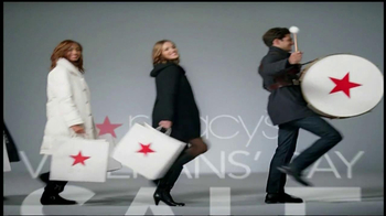Macy's Veterans Day Coats and Boots Sale TV Spot - 29 commercial airings