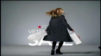Macy's Veterans Day Coats and Boots Sale TV Spot - Thumbnail 2