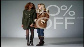 Macy's Veterans Day Coats and Boots Sale TV Spot - Thumbnail 3