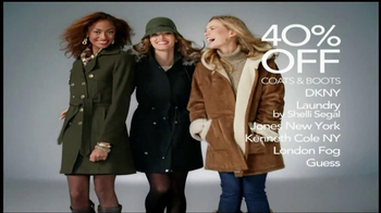 Macy's Veterans Day Coats and Boots Sale TV Spot - Thumbnail 5