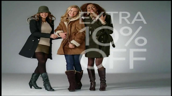 Macy's Veterans Day Coats and Boots Sale TV Spot - Thumbnail 8