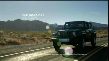 Jeep TV Spot , 'No Stone Unturned' - Thumbnail 2