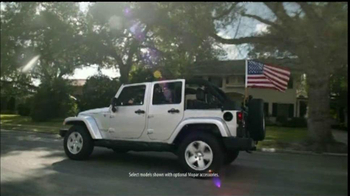 Jeep TV Spot , 'No Stone Unturned' - Thumbnail 9