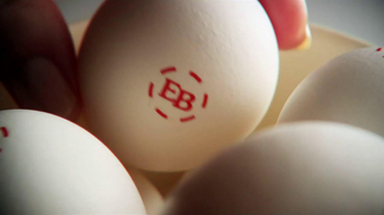 Eggland's Best TV Spot, 'More Vitamins Less Saturated Fat' - Thumbnail 1