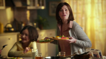 Eggland's Best TV Spot, 'More Vitamins Less Saturated Fat' - Thumbnail 2
