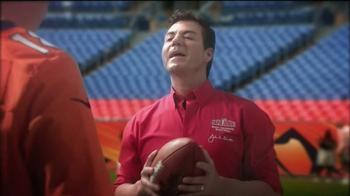 Papa John's TV Spot, 'Good in Orange' Featuring Peyton Manning - Thumbnail 2