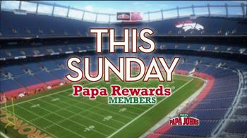 Papa John's TV Spot, 'Good in Orange' Featuring Peyton Manning - Thumbnail 6