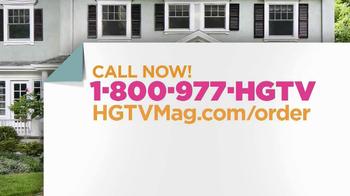HGTV Magazine TV Spot, 'Risk-Free Offer' - Thumbnail 10