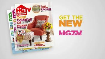 HGTV Magazine TV Spot, 'Risk-Free Offer' - Thumbnail 5