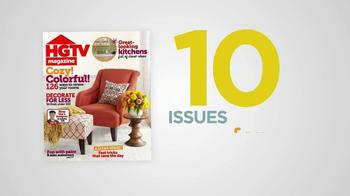 HGTV Magazine TV Spot, 'Risk-Free Offer' - Thumbnail 8