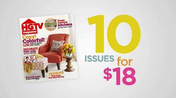HGTV Magazine TV Spot, 'Risk-Free Offer' - Thumbnail 9