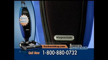 Oreck Magnesium TV Spot - Thumbnail 7