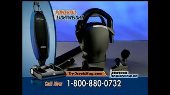 Oreck Magnesium TV Spot - Thumbnail 9