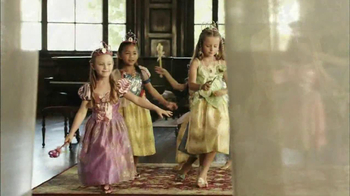 Disney Princess Dress-Up Collection TV Spot - Thumbnail 6