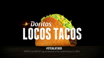 Taco Bell Doritos Locos TV Spot, 'Steal a Base, Steal a Taco' - Thumbnail 9