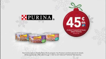 PetSmart Celebrate the Savings TV Spot, 'Friskies and Purina' - Thumbnail 5