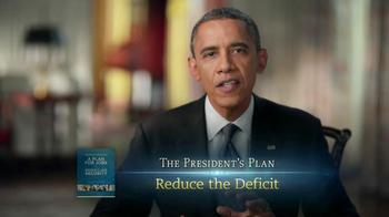 Obama for America TV Spot, 'Plan for Amercia' - Thumbnail 5