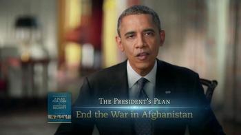 Obama for America TV Spot, 'Plan for Amercia' - Thumbnail 6