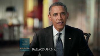 Obama for America TV Spot, 'Plan for Amercia' - Thumbnail 7