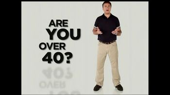 Ageless Male TV Spot, 'Over 40'