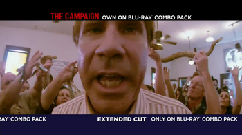 'The Campaign' Extended Cut on Blu-Ray and DVD TV Spot - Thumbnail 10