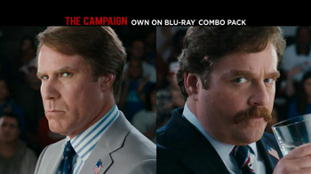 'The Campaign' Extended Cut on Blu-Ray and DVD TV Spot - Thumbnail 2