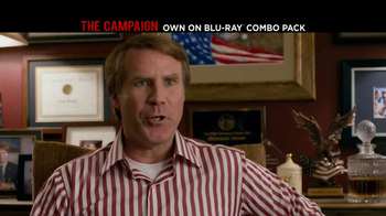 'The Campaign' Extended Cut on Blu-Ray and DVD TV Spot - Thumbnail 3