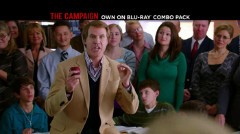 'The Campaign' Extended Cut on Blu-Ray and DVD TV Spot - Thumbnail 4